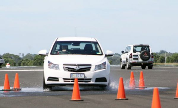Training Defensive Driving
